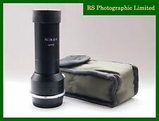 Nikon Fieldscope Camera Attachment with BR2A Adapter, Cap and Case St/No C1120