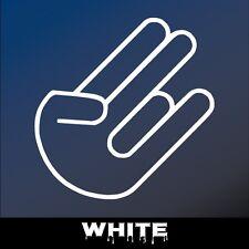 "4"" THE SHOCKER JDM Car Vinyl Window Decal Sticker Import Hand Logo Symbol Stance"