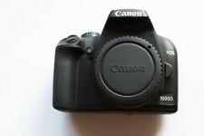 Canon EOS 1000d 10,1mp DSLR-cámara carcasa 4800 desencadenadores
