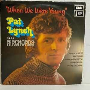 Pat Lynch, The Airchords – When We Were Young: Talisman Folk LP IRELAND IMPORT