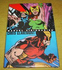 Hardback Marvel Visionaries Chris Claremont gem mint 10.0