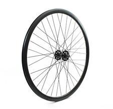 Front Wheel Fixed Gear Pista Profile 30mm Matte Black FIX30BKANT Ridewill B