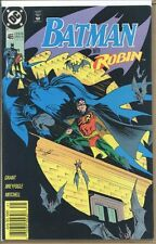 Batman 1940 series # 465 UPC code very fine comic book