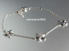 Viventy * Seestern Armband * 925 Silber * Zirkonia * 781337