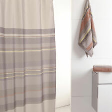 Textile Shower Curtain Diamond Beige 180 cm Bathroom Curtain Shower Curtain