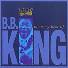 B.B. King - Best of  ** NEW CD **  Lucille, Midnight Believer, Sweet Sixteen