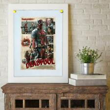 """8""""x12"""" Marvel Deadpool Painting HD Prints on Canvas Home Decor Wall Art Pictures"""