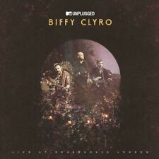 Biffy Clyro - MTV Unplugged (Live at the Roundhouse) - New Deluxe Vinyl - 25/5