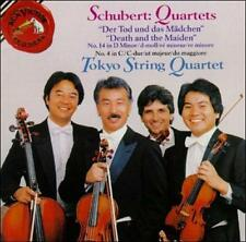 Schubert: String Quartets No. 4,D.46, & No. 14 - Death and the Maiden,D.810