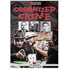Organized Crime (True Crime Library)-ExLibrary
