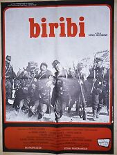 BIRIBI legion etrangere ! affiche cinema  :-