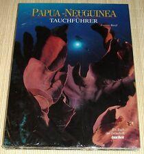 NEU, OVP - Banfi - PAPUA-NEUGUINEA - Tauchführer - Buch der Zeitschrift tauchen