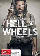 Hell On Wheels COMPLETE Season 2 : NEW DVD