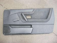 Türverkleidung vorne rechts VW Corrado Verkleidung Tür schwarz