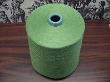 Rayon Spun Yarn 20/2 8400 YPP  1 Cone 2.75 lbs. Color Endive Green
