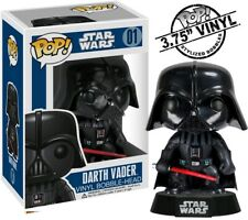 Bobble Heads--Star Wars - Darth Vader Pop! Vinyl Bobble Figure