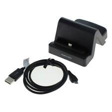 USB Dockingstation für SAMSUNG SM-N910 Galaxy Note 4 Ladestation Tischlader