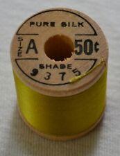 Belding Corticelli 9375 Silk Thread - Granger Green