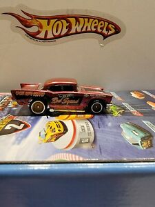 Hot Wheels Super Treasure Hunt 2020 Loose''57 Chevy
