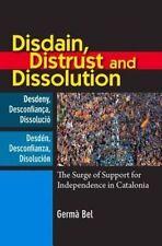 Disdain, Distrust & Dissolution (Canada Blanch/Sussex Academic Studie) - New Boo