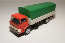 X TEKNO DENMARK 915 FORD D-800 D800 TRUCK GREEN CANOPY NEAR MINT CONDITION.
