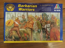 Italeri Barbarian Warriors 1st - 2nd C AD 1/72 6048