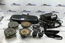 BMW E46 COUPE HARMAN KARDON AUDIO SOUND SYSTEM SPEAKERS AMPLIFIER SUBWOOFER