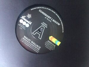 Demo - Wales Wallace - Somebody I Know / Walter Jackson