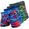►10x Boxershorts Retroshorts Camouflage Army Style Herren Boxer Unterhosen Pants