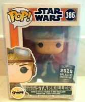 Funko Pop! Starkiller 386 Concept Series Galactic Convention Star Wars