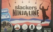 Slackers Ninjaline Pro Combo Kit