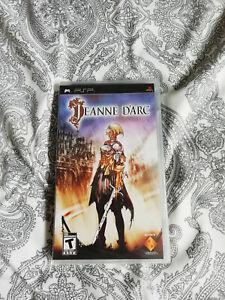 Jeanne D'arc PSP Game Still Sealed