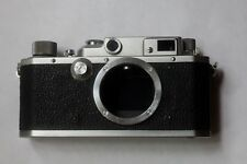 Canon IIB II B  35mm Film Rangefinder camera Body    leica screw mount LTM