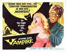 Atom Age Vampire Poster 03 A4 10x8 Photo Print
