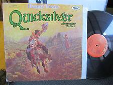 Quicksilver Messenger Service LP Happy Trails Capitol ST-120 redlbl 1969 A3#1/#2