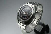 Vintage 1980 JAPAN SEIKO SPORTS5 SPEED-TIMER  7017-8000 21Jewels Automatic.
