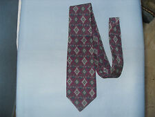 GUCCI cravatta vintage 100% seta Made in Italy.
