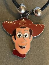 WOODY Necklace NEW Disney Toy Story Cowboy