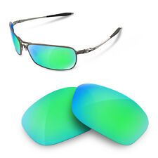 Polarized Replacement Lenses for Oakley crosshair 2 sapphire green color