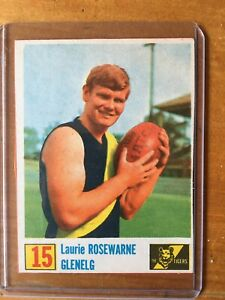 SANFL 1970 Laurie Rosewarne Glenelg