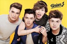 Union J Yellow Maxi Poster 61x91.5cm PP33231