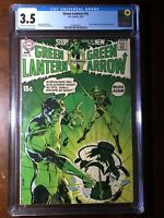 Green Lantern #76 (1970) - 1st Bronze Age DC Comic! - CGC 3.5 - Major Key!!