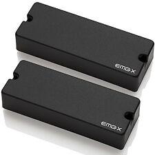 EMG 40DCX X Series Active Dual Coil 5-String Bass Pickup Set (ceramic) - black