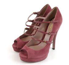 c00706dcbbc7 Gucci Women s Suede Heels for sale