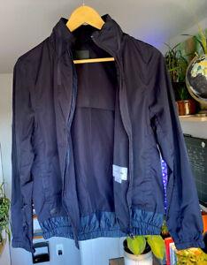NEW Lacoste Windbreaker Jacket Women's 38 (Medium) With Packable Hood