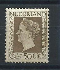 Pays-Bas N°489* (MH) 1948 - Reine Wilhelmine
