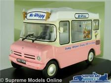 BEDFORD CF ICE CREAM MODEL VAN MR WHIPPY 1:43 SCALE OXFORD 43CF001 MORRISON K8