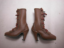 """Barbie Fashion Royalty Miniature Shoes Boots For 12""""  Blythe Dolls #JSS75"""