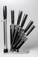 Bloque de cuchillos en Acero Damasco de gama alta - DD026A