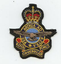Royal Canadian Air Force Patch